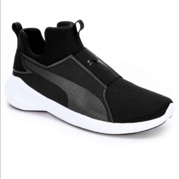 93ae61cc54064d Puma Shoes - Puma Women Rebel Mid Slip-On Training Shoe Women s